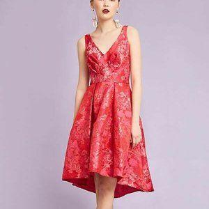 Anthropologie Eva Franco Zander Brocade Dress 10